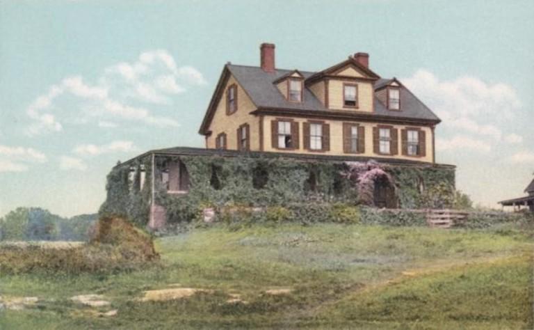 thaxter cottage appledore